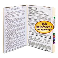 SMD19513 - Smead® Top Tab Fastener Folders