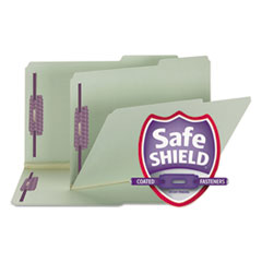 SMD19920 - Smead® Expanding Recycled Pressboard Folders With SafeShield™ Coated Fasteners