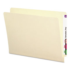 SMD24113 - Smead® Acid-Free End Tab Folders with Antimicrobial Product Protection