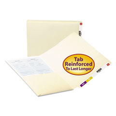 SMD24115 - Smead® Heavyweight Manila End Tab Pocket Folders