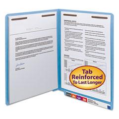 SMD25050 - Smead® WaterShed®/CutLess® End Tab Fastener Folders