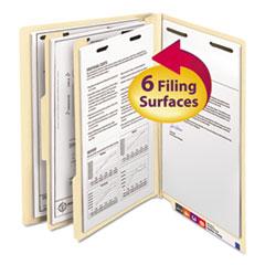 SMD26835 - Smead® Manila End Tab Classification Folders