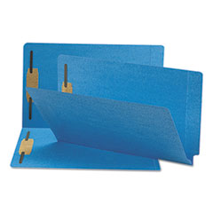 SMD28040 - Smead® Heavyweight Colored End Tab Folders with Fasteners