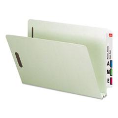 SMD29210 - Smead® Extra-Heavy Recycled Pressboard End Tab Folders