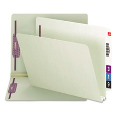 SMD34715 - Smead® End Tab Expansion Recycled Pressboard File Folders With SafeSHIELD™ Coated Fasteners