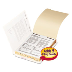 SMD35600 - Smead® Stackable Folder Dividers with Fasteners