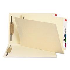 SMD37215 - Smead® Heavyweight Manila End Tab Folders with Fasteners