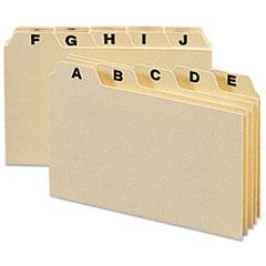 SMD55076 - Smead® Manila Card Guides