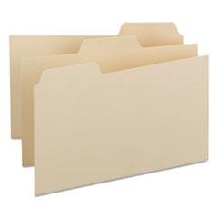 SMD57030 - Smead® Manila Card Guides