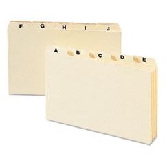 SMD57076 - Smead® Manila Card Guides