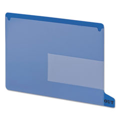 SMD61951 - Smead® Colored Poly Outguides with Pockets