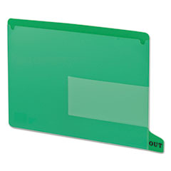 SMD61952 - Smead® Colored Poly Outguides with Pockets