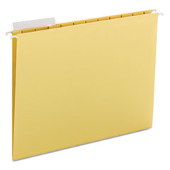 SMD64025 - Smead® Color Hanging Folders with 1/3 Cut Tabs