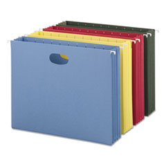 SMD64218 - Smead® Expandable Hanging File Pockets with Sides