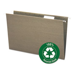 SMD65061 - Smead® 100% Recycled Colored Hanging File Folders