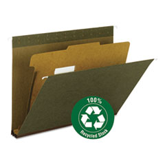 SMD65100 - Smead® 100% Recycled Hanging Classification Folders