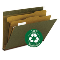 SMD65110 - Smead® 100% Recycled Hanging Classification Folders