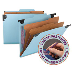 SMD65115 - Smead® Hanging Classification Folders with SafeSHIELD™ Coated Fasteners