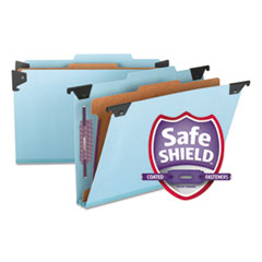 SMD65155 - Smead® Hanging Classification Folders with SafeSHIELD™ Coated Fasteners