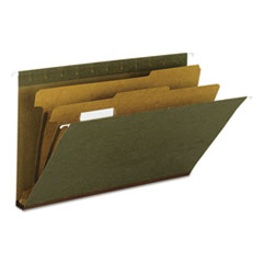 SMD65160 - Smead® 100% Recycled Hanging Classification Folders