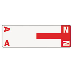 SMD67152 - Smead® Alpha-Z® Color-Coded First Letter Combo Alpha Labels