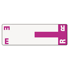 SMD67156 - Smead® Alpha-Z® Color-Coded First Letter Combo Alpha Labels