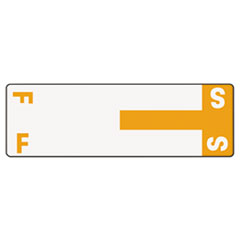 SMD67157 - Smead® Alpha-Z® Color-Coded First Letter Combo Alpha Labels