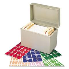 SMD67170 - Smead® Alpha-Z® Color-Coded Labels Starter Set