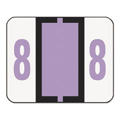 SMD67378 - Smead® Numerical End Tab File Folder Labels