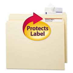 SMD67600 - Smead® Seal & View® Clear File Folder Label Protector