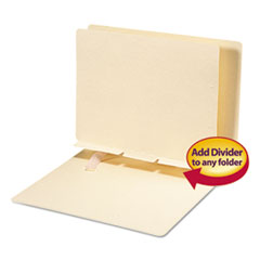 SMD68021 - Smead® Self-Adhesive End Tab Folder Dividers