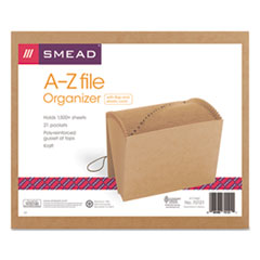 SMD70121 - Smead® Indexed Expanding Kraft Files