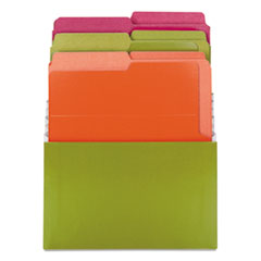 SMD70222 - Smead® Organized Up® Vertical Stadium® Files with Heavyweight Vertical Folders
