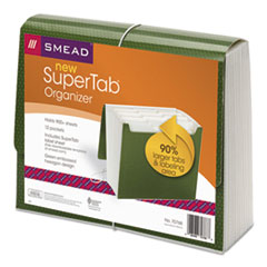 SMD70768 - Smead® SuperTab Expanding File