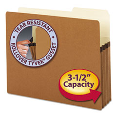 SMD73088 - Smead® Redrope Drop Front File Pockets
