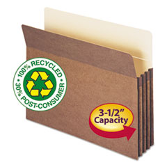 SMD73205 - Smead® 100% Recycled Top Tab File Pockets