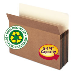 SMD73206 - Smead® 100% Recycled Top Tab File Pockets