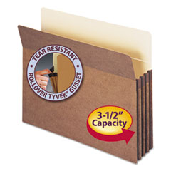 SMD73224 - Smead® Redrope Drop Front File Pockets