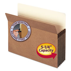 SMD73810 - Smead® Redrope Drop Front File Pockets