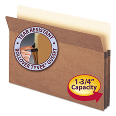 SMD74214 - Smead® Redrope Drop Front File Pockets
