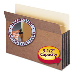 SMD74224 - Smead® Redrope Drop Front File Pockets
