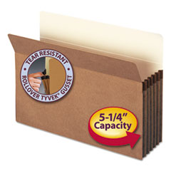 SMD74234 - Smead® Redrope Drop Front File Pockets