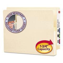 SMD75114 - Smead® Manila End Tab File Pockets