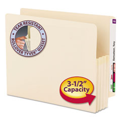 SMD75124 - Smead® Manila End Tab File Pockets