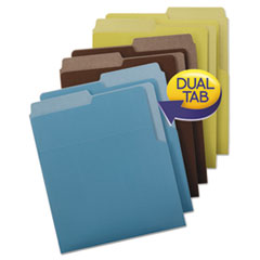 SMD75405 - Smead® Organized Up® Heavyweight Vertical Folders