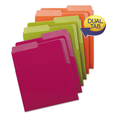 SMD75406 - Smead® Organized Up® Heavyweight Vertical Folders