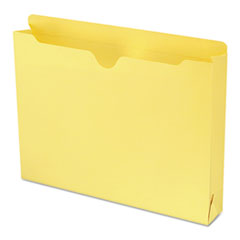 SMD75571 - Smead® Colored File Jackets with Reinforced Double-Ply Tab