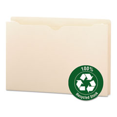 SMD75607 - Smead® 100% Recycled Top Tab File Jacket