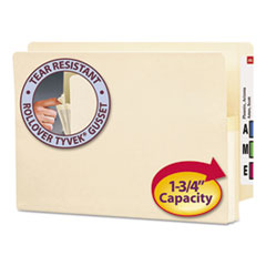 SMD76114 - Smead® Manila End Tab File Pockets