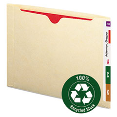 SMD76530 - Smead® 100% Recycled End Tab Jackets